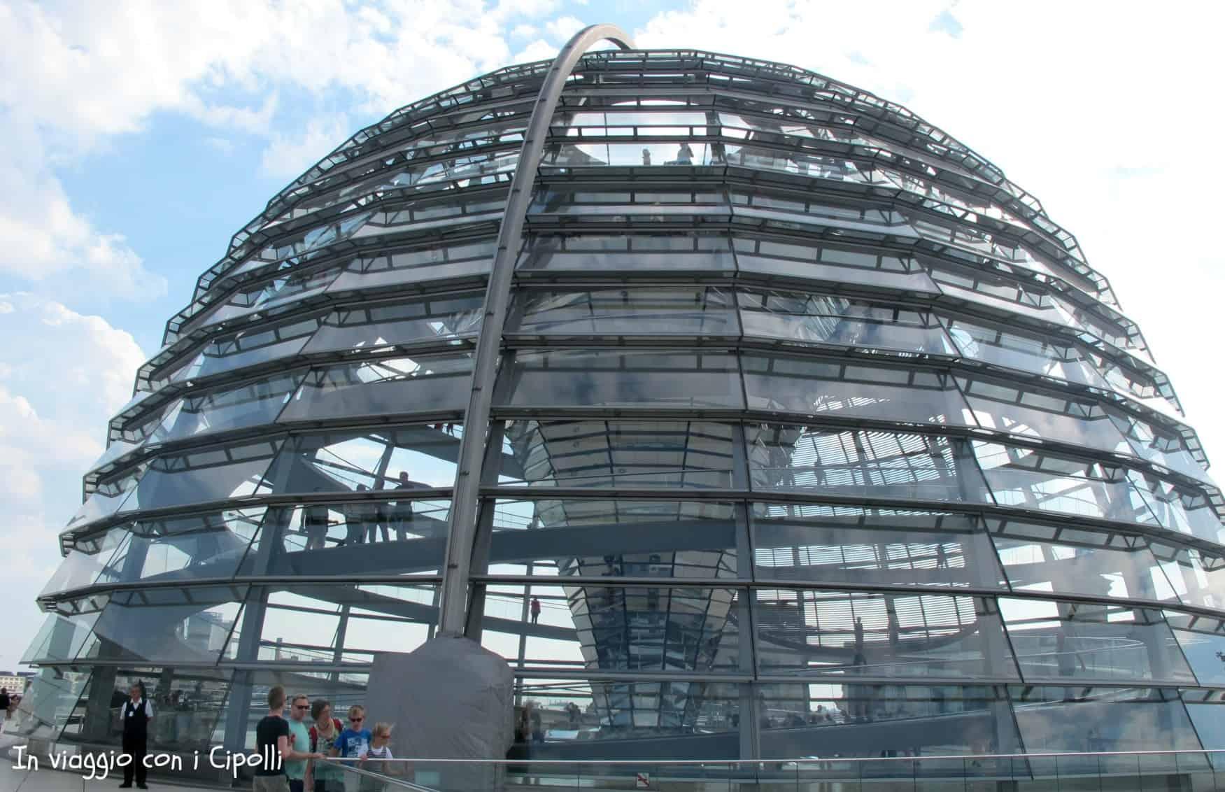 cupola reichstag berlino