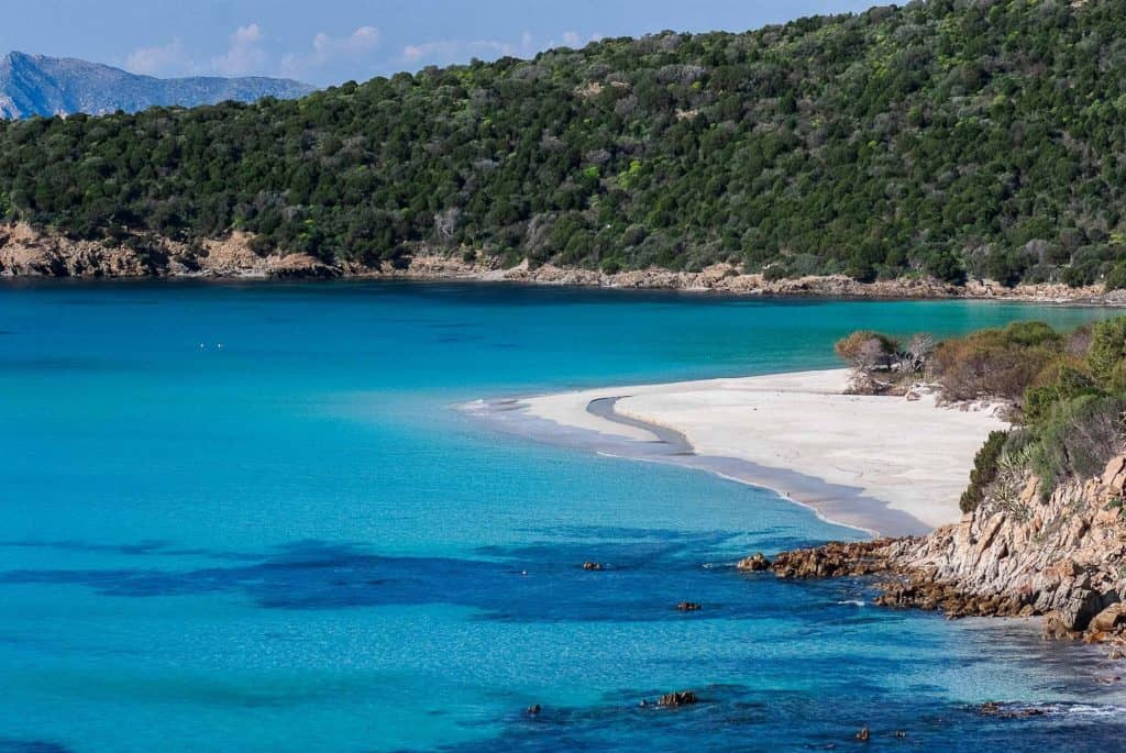 Spiaggia Tuerredda